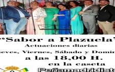 ESTE MIÉRCOLES 24 DE MAYO SE INAUGURA NUESTRA CASETA DE FERIA 2017